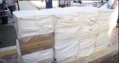 Decomisan cientos de cajas de cigarrillos contrabandeados en SFM