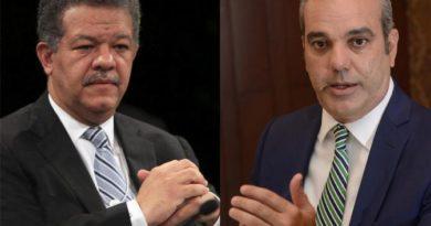 ATENCIÓN: Leonel ganaría primarias y Abinader tiene mejor imagen
