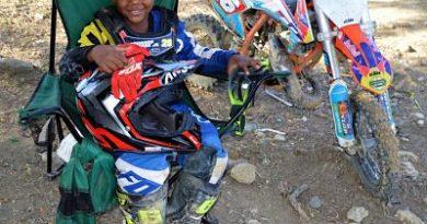 Escogen y preparan a la Máquina Eduardo Yapor representará RD en latinoamericano de minicross