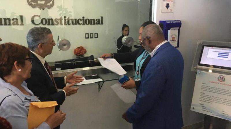 """Manuel Jiménez: """"A tres años de fraude en elecciones, el TC permanece indiferente"""""""