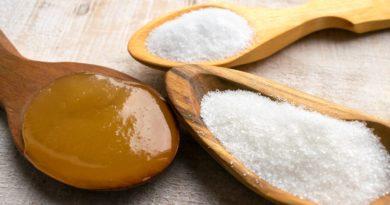 OJO: ¿Cuáles son las diferencias entre glucosa y fructosa?