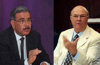 Hipólito Mejía favorece reformar la Constitución para habilitar a Danilo para elecciones del 2024