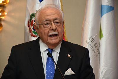 Isa Conde: El presidente Medina ha actuado a la altura de las circunstancias históricas