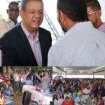 Equipo del sector de Leonel realizan encuentro en SFM