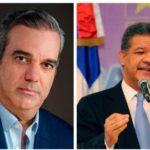 Encuesta Asisa: Leonel Fernández 46% y Luis Abinader 40%