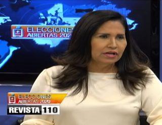 Maritza Hernández pide al PLD prudencia con reservas candidaturas