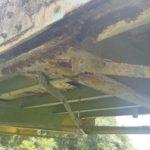 ALERTA: Advierten puente sobre el río Camú podría derrumbarse