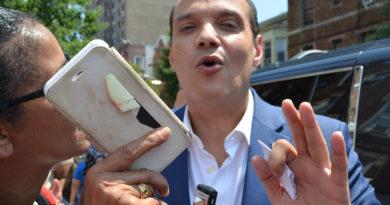 Ramfis dice gobierno suyo acabará corrupción