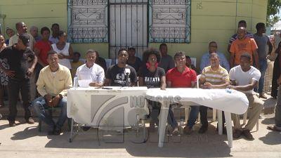 Residentes de La Ciénaga sumidos en la angustia ante la amenaza de ser desalojados