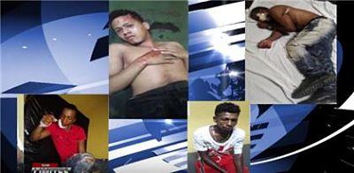 Una riña deja cuatro heridos en un colmado de Tenares