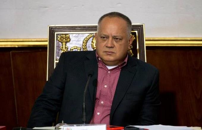 "Cabello dice que si Colombia deja de producir drogas ese país ""se acaba"""