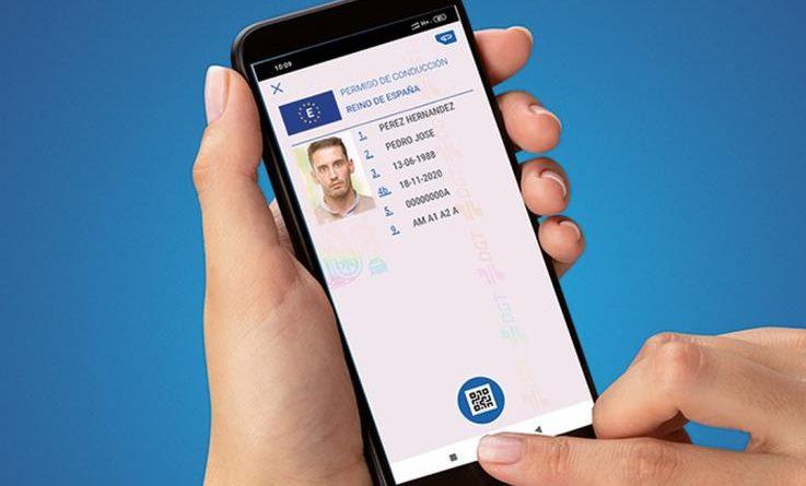 La DGT anuncia que podremos usar el móvil como carné de conducir