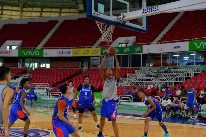 Jugadores apuestan por el oro en el campeonato Centrobasket sub17