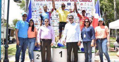 Ismael Sánchez se proclama campeón del Tour Ciclístico del Cibao
