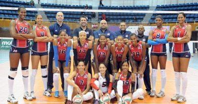 RD se prepara para participar en Torneo Clasificatorio Voleibol Tokyo 2020