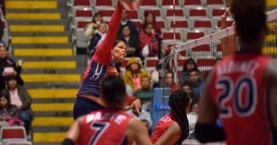Las Reinas del Caribe ganan y se citan con USA en la Copa Panamericana de voleibol