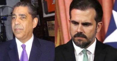 Espaillat explica porqué pide la renuncia del gobernador de Puerto Rico