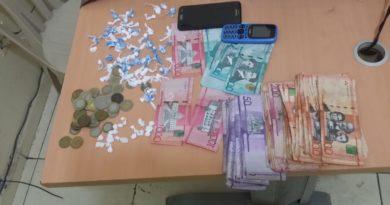 Policía Nacional frustra acciones de dos presuntos microtraficantes