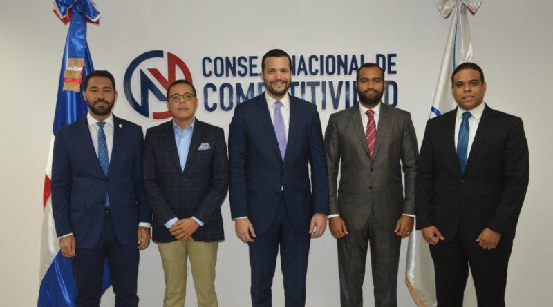 COORDINAN ACCIONES PARA LOGRAR UNA REPÚBLICA DOMINICANA MÁS COMPETITIVA