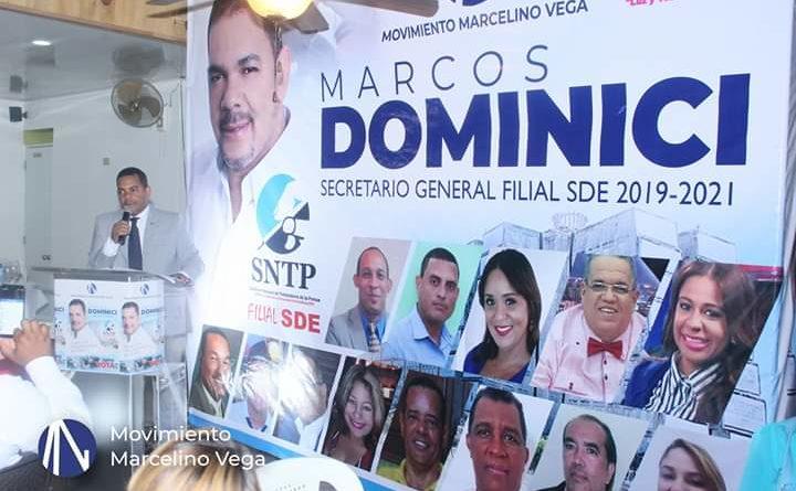 Gremios periodísticos postulan a Marcos Dominici para dirigir Filial SNTP SDE
