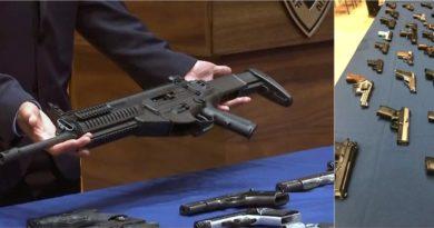 Pandillero trinitario dominicano acusado de liderar banda de tráfico de armas en el Alto Manhattan