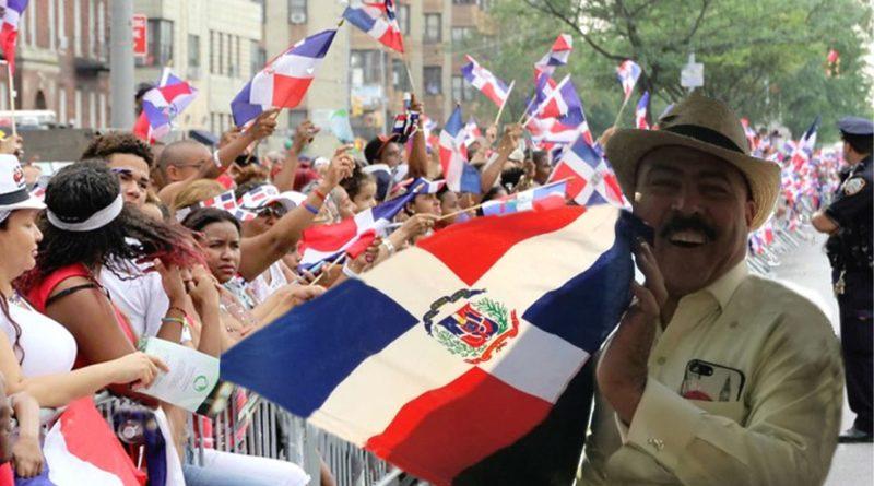Polanco recibe masivo apoyo para diputado de ultramar en Gran Parada Dominicana de El Bronx