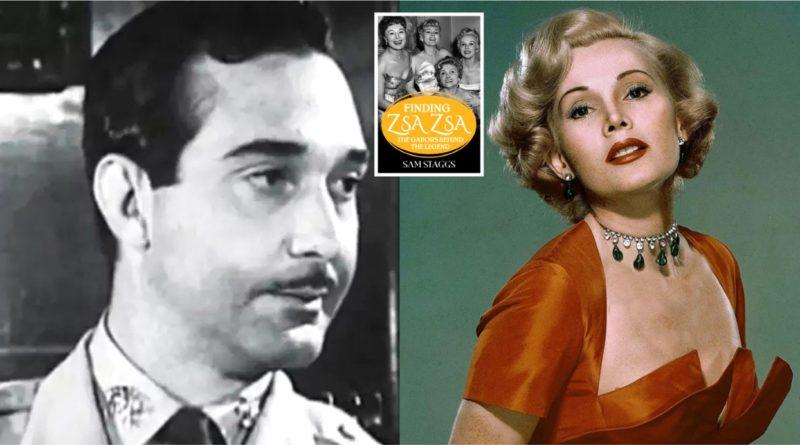 Ramfis Trujillo le regaló un Mercedes y abrigo a Zsa Zsa Gabor en gratitud por buscarle mujeres en Hollywood según nueva biografía