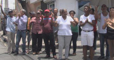 Residentes en el sector Buenos Aires de Herrera denuncian quieren desalojarlos subvalorando sus viviendas