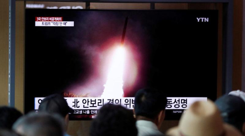 Los proyectiles lanzados por Pionyang pueden ser nuevos misiles balísticos de corto alcance