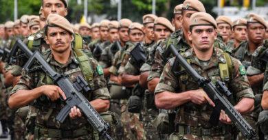 Revelan cuáles son los países de América Latina con más poderío militar en 2019