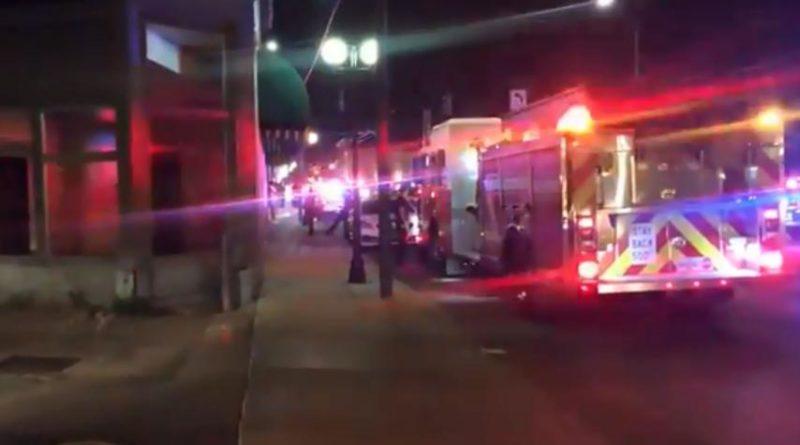 Al menos 10 personas habrían muerto y varias otras resultado heridas en la ciudad de Dayton horas después de la masacre en El Paso, Texas.