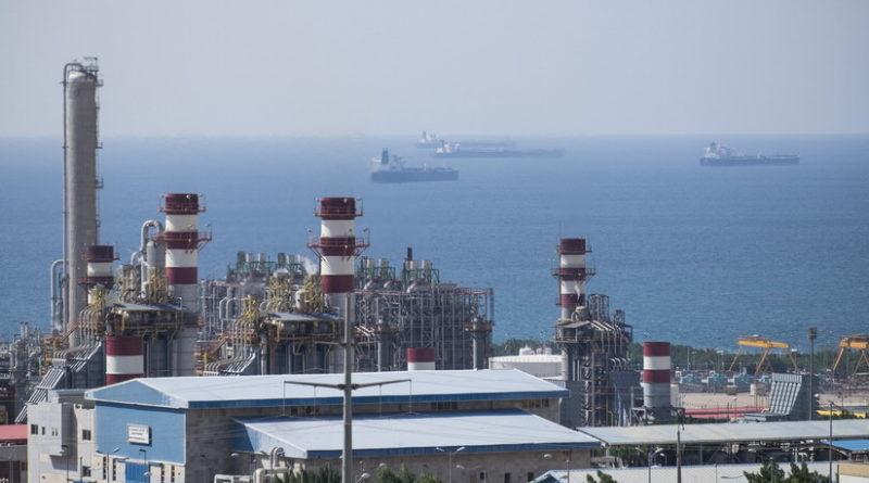 ALERTA :La Guardia Revolucionaria de Irán incauta un petrolero extranjero en el golfo Pérsico