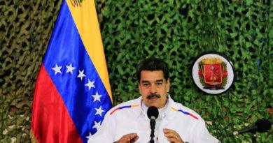 """Maduro asegura que el intento de magnicidio contra él """"fue ordenado por Bolton en la Casa Blanca"""""""