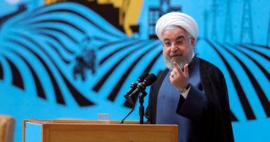 Rohaní: Irán reducirá sus compromisos del acuerdo nuclear y no negociará con EE.UU. hasta que se levanten las sanciones