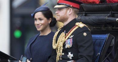 Los duques de Cambridge eliminan los títulos del príncipe Enrique y Meghan Markle del nombre de su fundación benéfica