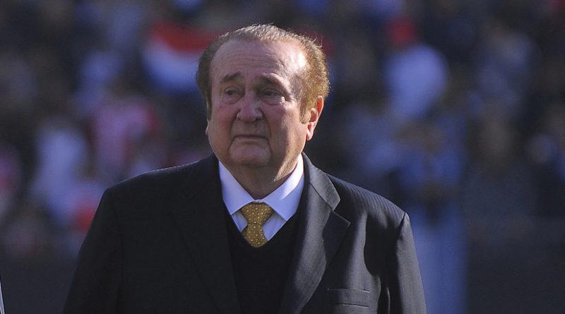 Fallece a los 90 años Nicolás Leoz, expresidente de la Conmebol
