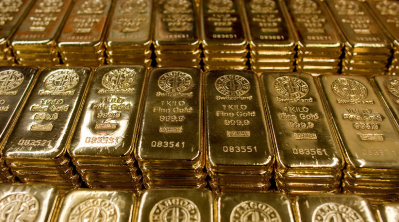 Reportan detección de lingotes falsificados valorados en 50 millones de dólares en el mercado del oro