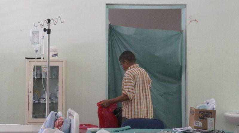 ATENCIÓN :Atenciones en hospitales afectadas por carencias