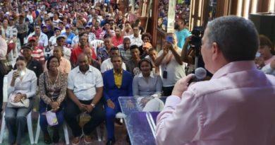 ATENCIÓN: Amarante alerta ante asomo de narco en las candidaturas