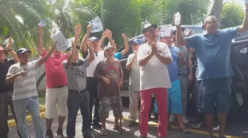 ATENCIÓN: Comunidades protestan contra los apagones