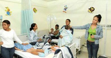 ATENCIÓN :Hospital devuelve a pacientes con dengue