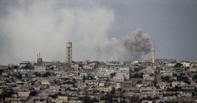 Al menos 10 muertos y 21 heridos tras un ataque terrorista en Idlib