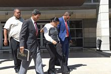 Armas de fuego ilegales fueron confiscadas a exfiscal de Villa Vásquez