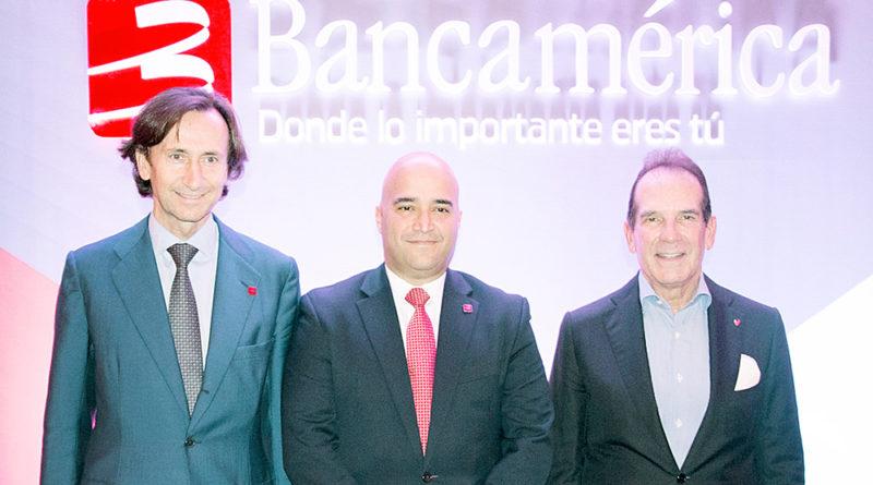 Bancamérica presenta nuevo presidente