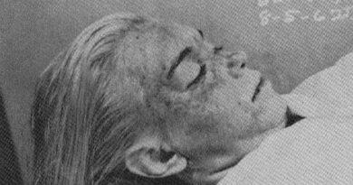 Un famoso fotógrafo captó imágenes del cadáver de Marilyn Monroe tras colarse en la morgue y las escondió en una caja de seguridad