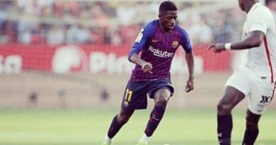 Barcelona incluye a Dembélé en la oferta por Neymar