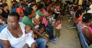 ALERTA: RD lleva 7,144 casos de males infecciosos con 50 muertos