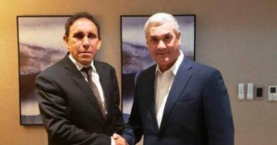 Cruz Jiminián desmiente apoyo al precandidato PLD Gonzalo Castillo