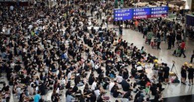 EEUU pide «mayor precaución» al viajar a Hong Kong