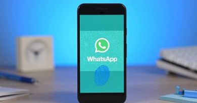 ENTRA Y APRENDE :Llega el bloqueo por huella a WhatsApp para proteger chats: cómo funciona La versión de prueba de la app recibe la función de proteger tus chats con el sistema biométrico del móvil
